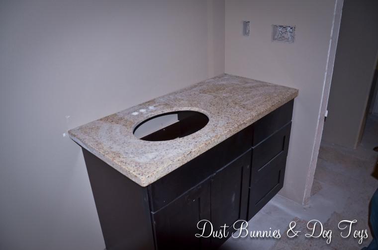 Countertop-Bathroom