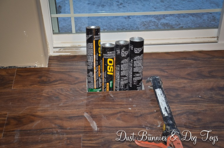 Countertop-Caulk