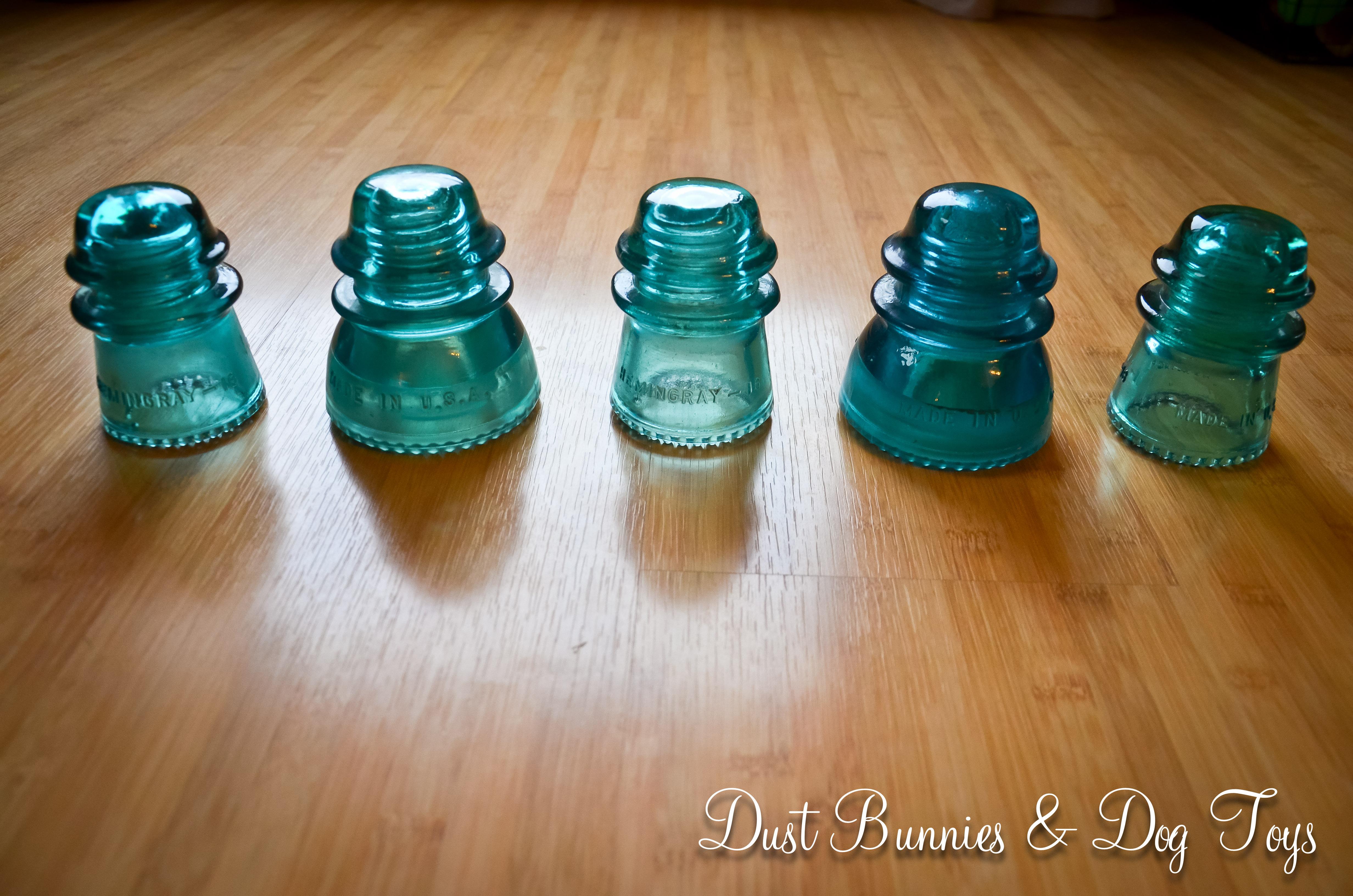 Drilling Glass Insulators