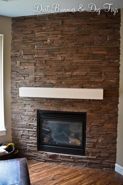 FireplaceBefore