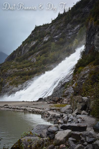 GlacierTrailWaterfall