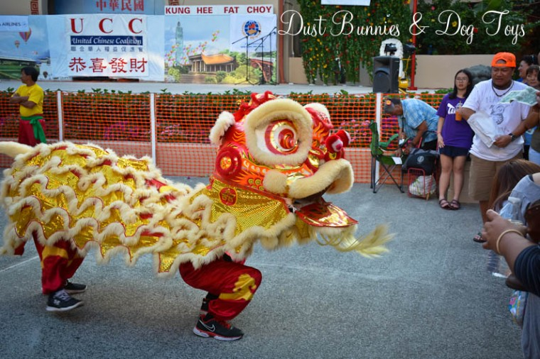 ChineseShowDragon