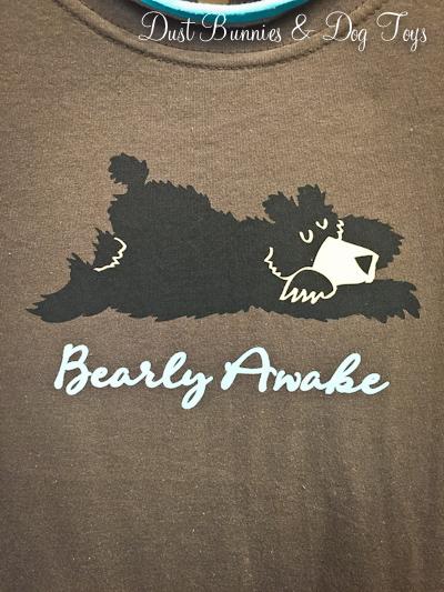 shirtakbearlyawake