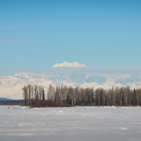 Talkeetna in the Winter